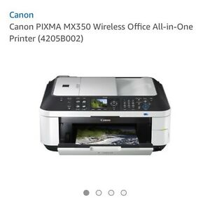 Wireless Office All-In-One Home Office Printer