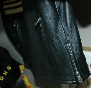 Ladies Leather Harley Davidson Riding Jacket One Of A Kind! London Ontario image 8