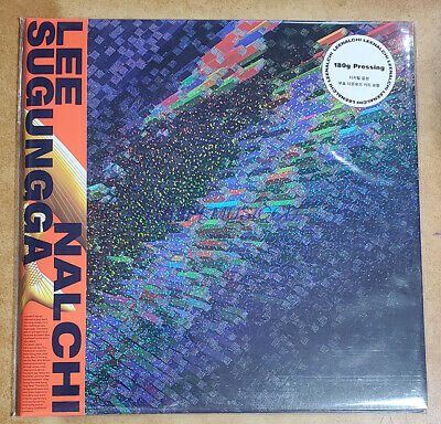 LEENALCHI SUGUNGGA 수궁가 1st ALBUM VINYL LP LIMITED EDITION SEALED
