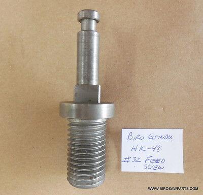 32 Feed Screw For Biro Meat Grinder Models 342 346 548 Afmg4811 Emg-32ref.hk-48