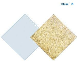 "Insulated OSB Subfloor Panel - 23 1/4"" x 23 1/4"""