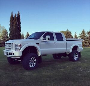 2008 f250 lifted!