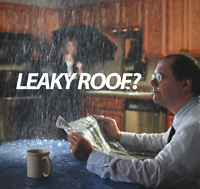 It's Raining, It's Pouring....In Your Living Room?   Call Today!