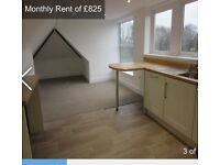 1 Bed Flat to rent - Ashley Cross, Lower Parkstone