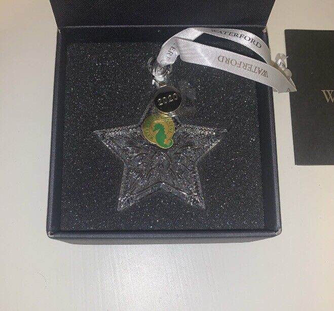 Waterford Crystal Mini Star Ornament ***BRAND NEW*** 40035453