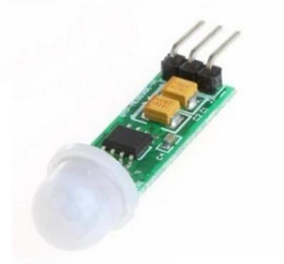 2x Hc-sr505 Mini Infrared Pir Motion Sensor Precise Infrared Detector Module New