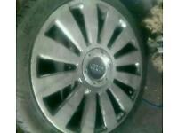 18inch audi wheels multifit