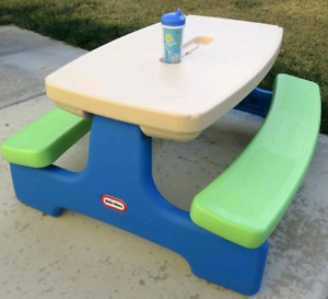Little Tikes Easy Store Large Table Toys Outdoor Gumtree