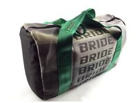JDM takata strap with bride pattern duffle bags