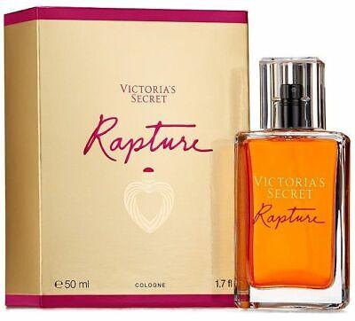 Victoria's Secret Rapture Eau De Parfum Perfume 1.7 oz. Victorias New Cologne