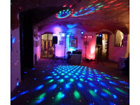 Wedding and party DJ available for Bristol and Somerset- non cheesy!