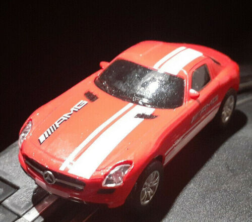 1:64 AGM Mercedes SLK AMG Red  (Read Description)