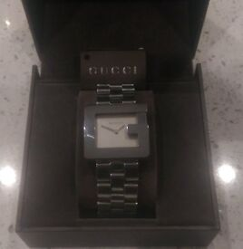 Gucci G-Series Watch (Unisex) Genuine Model 13665
