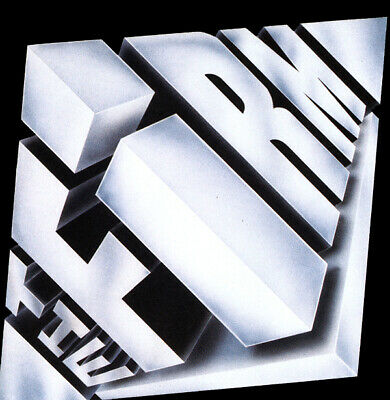 The Firm (Jimmy Page / Paul Rodgers) • The Firm CD 1985 Atlantic Records • NEW •
