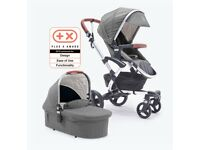 BONAVI travel system/Pram - BRAND NEW never been out the box or opened! £500