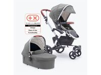 BONAVI travel system/Pram - BRAND NEW never been out the box or opened!