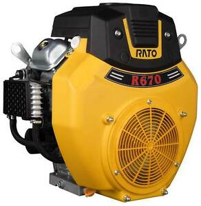 HORIZONTAL SHAFT ENGINE 670cc - 23hp Engine - Melbourne - NEW Bakery Hill Ballarat City Preview