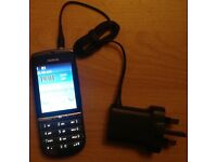 Nokia Asha 300 - Quad Band - Colour : Graphite - O2
