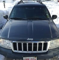 Dependable 2004 Jeep Grand Cherokee Limited