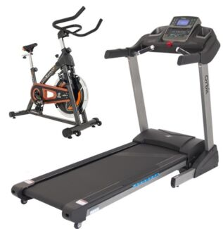 Orbit StarTrack Treadmill ST35D with FREE Spin Bike !!