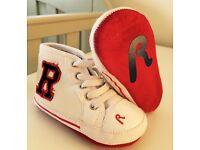 Brand New Reply Pram Boots