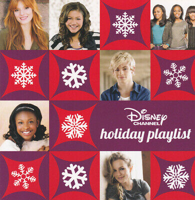 Disney Channel Holiday Playlist (Various Artists) [New & Sealed] Christmas CD ()