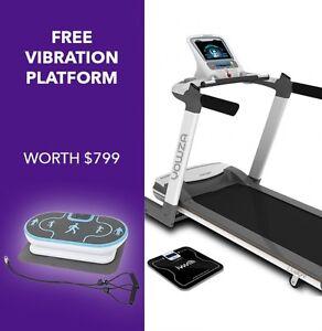 SALE - Yowza Chicago GMT4.1 Treadmill with FREE Vibration Platform Bunbury Region Preview
