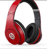 SELLING RED STUDIO BEATS BY DRE