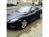 Mazda RX8 77,000 miles 55plate perfect condition