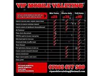 VIPmobilevaleting & Cleaning. Car Valeting, Carpets, UPVC Cleaning & Much More From £15!!