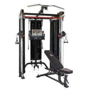 INSPIRE FT2 FUNCTIONAL TRAINER @ ORBIT FITNESS BUNBURY WITH FREE BENCH