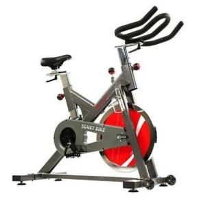Sunny Health & Fitness Belt Drive Indoor Cycling Bike Commercial Grade........$250