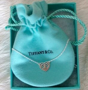 Tiffany & Co Enchant Heart Pendant-Selling for $150!! (reg $235)