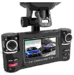 "2.7"" Dual Lens 1080P Full HD Car DVR Dash Camera Video Recorder London Ontario image 1"