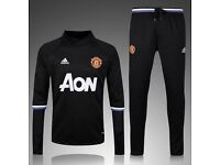 man utd Manchester United tracksuit tracksuits