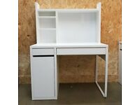 MICKE Desk, white, 105x50 cm, IKEA Milton Keynes #bargaincorner