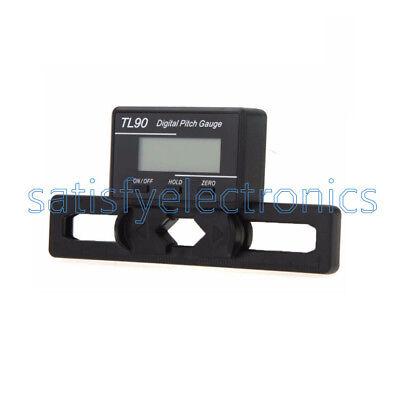 TL90 Digital Pitch Gauge LCD Blades Degree Angle For ALIGN AP800 TREX 450-700 Digital Pitch Gauge