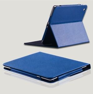 GENUINE SAFFIANO FOLIO LEATHER CASE FITS APPLE IPAD 2 3 & NEW IPAD 4 COVER