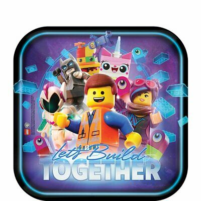 Movie Themed Birthday (Lego Movie 2 Themed Birthday Party Tableware and Decorations)