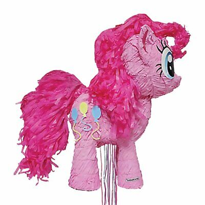 My Little Pony Pinata (My Little Pony Pinkie Pie Pull Pinata Filling Not Included Birthday)