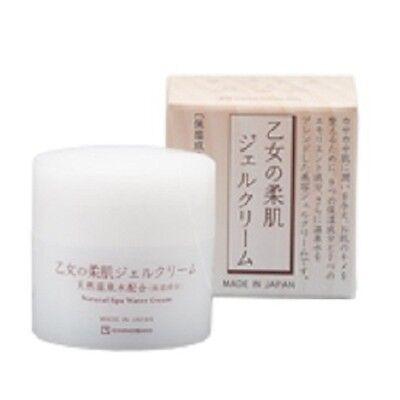 (CHINOSHIO Otome Yawahada Moist Type Natural Spa Water Gel Cream 30g Skincare )