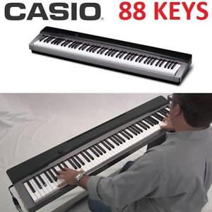 RFB CASIO PRIVIA DIGITAL PIANO PX-130 228642401 88 KEYS KEYBOARD ELECTRONIC MUSIC REFURBISHED RECONDITIONED
