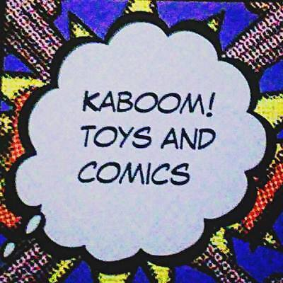 Kaboom Toys and comics