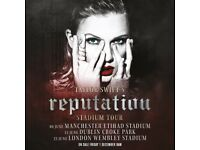 Taylor Swift - Etihad stadium concert
