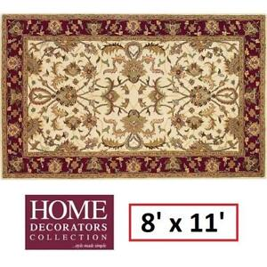 NEW CONSTANTINE IVORY RUG 8x11FT 3151930420 153905101 RUGS CARPET FLOORING DECOR ACCENTS MATS PADS Home Decorators Co...