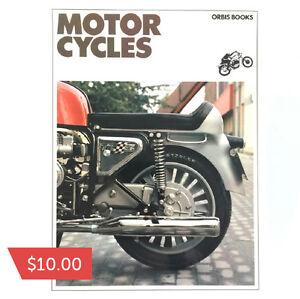 Motorcycles: Classics & Thoroughbreds   $10