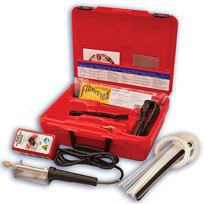 Urethane Supply 5700HT Mini-Weld Model 7 Airless Plastic Welding Kit