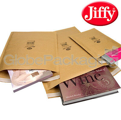 20 x JIFFY JL7 GOLD PADDED BAGS ENVELOPES 340x445mm