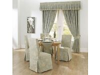 Curtains, kitchen curtains,bedspreads, chair ,sofas,armchairs covers (sewing, repair)