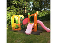 Little Tikes 8 in 1 Adjustable Playground,good condition,delivery 60miles for fee